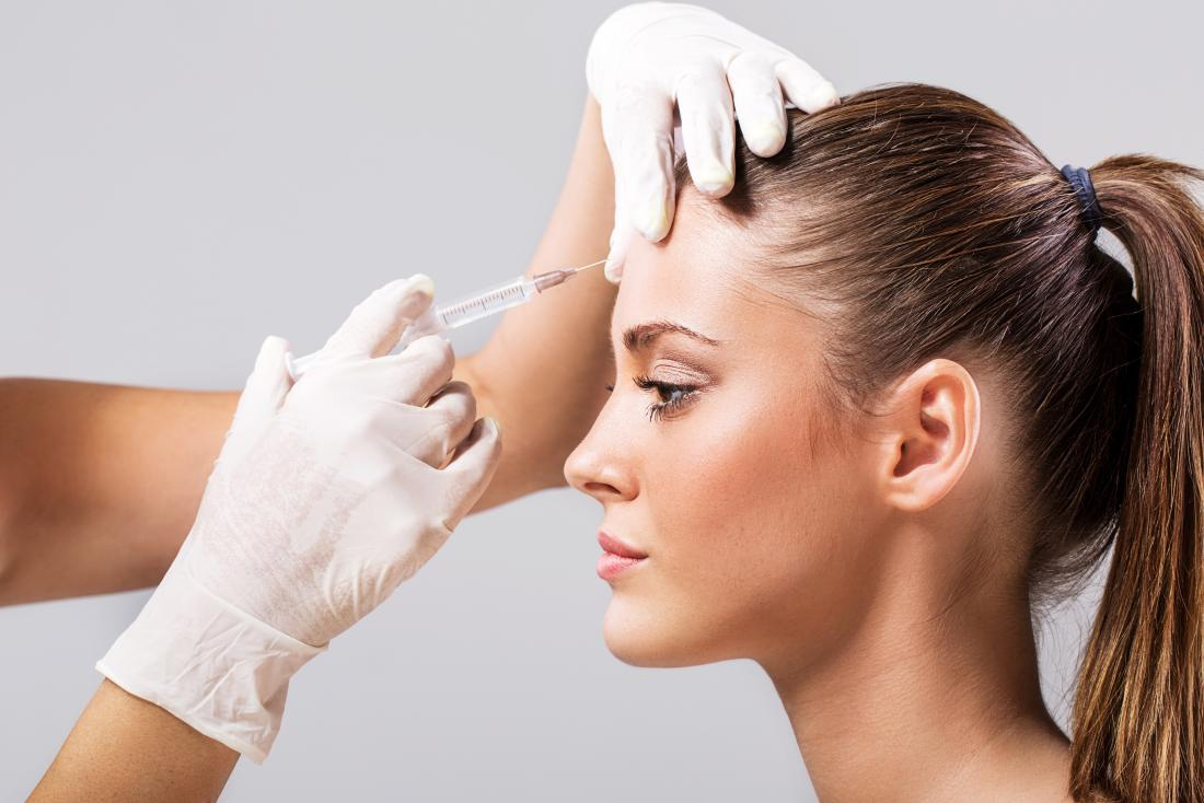 Botox and filler products